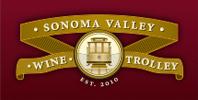 sonoma valley wine trolley 2nd logo