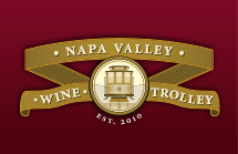column napa valley wine trolley brand