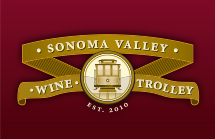 column sonoma valley wine trolley brand