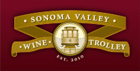 sonoma valley wine trolley 2nd logo