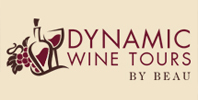 dynamic napa wine tours logo page